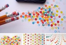 Art Class ideas / by Jessica Chan