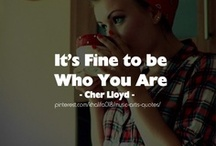 Cher Lloyd Quotes