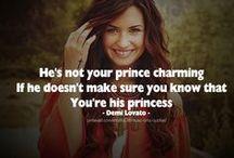 Demi Lovato Quotes / Demi Lovato Quotes