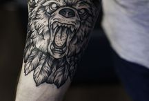 Tattoos / Beautiful tattoos and some ideas for me.