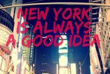 I <3 NYC / by Elizabeth Mai