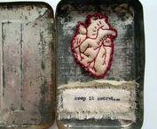 ◣ Cœur Cousu ◥