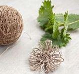 ◣ Natural fibers ◥