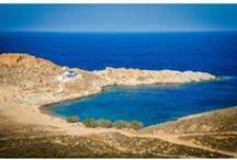 Beaches in Serifos - Παραλίες στη Σέριφο / www.Discover-Serifos.com | Serifos' beaches may differ from one another but have one thing in common: the cool, crystal clear waters of the Aegean Sea. | Οι παραλίες της Σερίφου μπορεί να διαφέρουν η μία από την άλλη, αλλά έχουν ένα κοινό: τα δροσερά, κρυστάλλινα νερά του Αιγαίου.