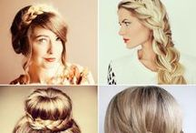 (Hairstyles) Braids & Updos / Final Looks