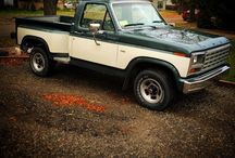 81 f150 step side... Muscle truck build / Pics of my muscle truck build and other cool trucks from the same years