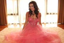 Princess style wedding gowns