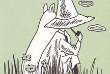 ◣ Moomins ◥