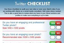 Twitter Marketing / Infografías y artículos sobre Twitter como herramienta de marketing online