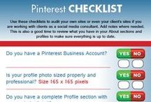Pinterest Marketing / Infografías y artículos sobre Pinterest como herramienta de marketing online
