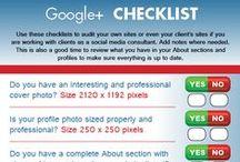 Google+ Marketing / Infografías y artículos sobre Google+ como herramienta de marketing online