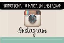 Instagram Marketing / Infografías y artículos sobre Instagram como herramienta de marketing online