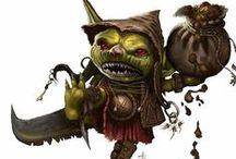 Fantasy - Goblins Golarions