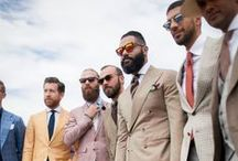 Fabric Squad / We dress to impress our skin. The detailed Gentleman