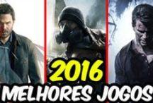Lançamentos 2016 - Xbox One, PS4 e PC / Jogos que serão lançados em 2016, para os consolesXbox One, PS4 e PC Gamer.  Quer pagar barato e ter o jogo no dia do lançamento, adquira agora na pré venda na Jony Games. Site: www.jonygames.com.br   Fã Page: www.facebook.com/jonygames Contato: (37) 4141-2053