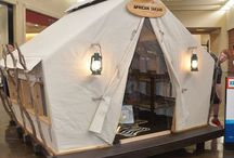 HARMAN Playhouses for Dallas CASA Parade of Playhouses / Every year the Harman Pro Division Marketing folks in Dallas, TX builds a playhouse for a charity event called Parade of Playhouses in July at NorthPark Center for Dallas CASA, a non-profit dedicated to finding safe and permanent homes for abused and neglected children. Check out our six consecutive projects.