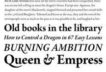 > typefaces <