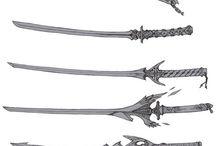 Armas e armaduras