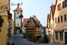 Explore Germany! / Do you live in or visiting Germany? What to see and do! / by Germany Ja