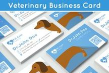 Business Card Templates / Premium business card design templates for your business, brand name, corporate identity, or personal use. Check the full collection here http://bit.ly/PremiumBusinessCardTemplates