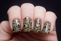 Nails I Love - ABSTRACTS
