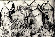 * Tents / Namioty