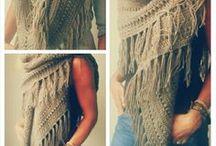 ✿ Crochet Scarfs ✿