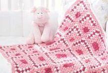 ✿ Crochet Blankets ✿