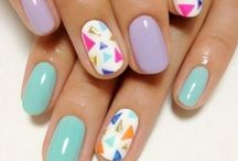 Nails / I love my nails I paint them every single week differently so I definitely need ideas. / by Haleigh Lawson