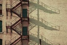 Stairs / NYC