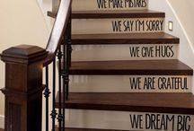 Interior: Stairs