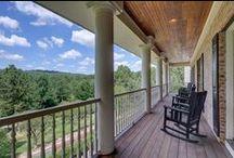 Exterior: Porch / Deck / Patio