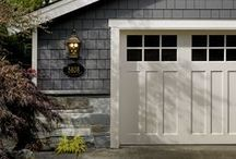 Exterior: Garage