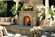 Exterior: Yard / Pool / Fire pit, etc...