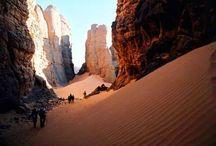 Tassili / Zuid oost algerije
