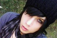 Andy Biersack / The hottest man in the world!!!!