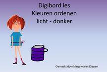 Digibord spelletjes/lessen