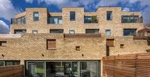 London Residential Architecture / Mark Fairhurst Architects Residential Projects