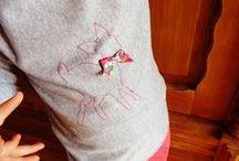 Vêtements enfants divers