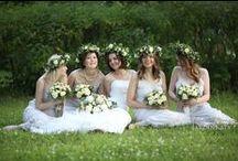 Парк Сокольники / Свадебная флористика. Летняя фотосессия в Парк Сокольники