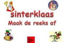 Sinterklaas digibord