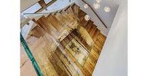 Stairs / Mark Fairhurst Architects Bathrooms Designs