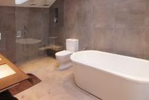 Bathrooms / Mark Fairhurst Architects Bathrooms Designs