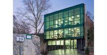 London Commercial Architecture / Mark Fairhurst Architects Commercial Architecture