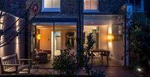 London Extensions / Mark Fairhurst Architects Residential Refurbishment
