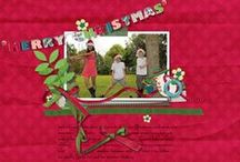 Celebration Layouts - Phlox Dragon Designs / Life is a Celebration, weddings, Christmas, Easter and Birthdays - just to name a few! / by Phlox Dragon Designs