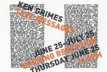 Ken Grimes: Text Messages