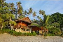 Nias Island Accomodation / Places to stay when you visit Nias Island. Accomodations include losmen, guesthouses, surf camps, retreats and resorts in Sorake, Gunungsitoli, Asu, Afulu and Telos.