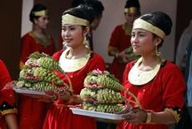 Nias Island Culture / Experience the vibrant living cultural heritage of Nias Island