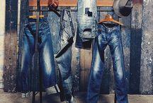 Denim / Abbigliamento,accessori..........arte!!